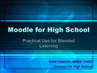 229 Moodle for High School