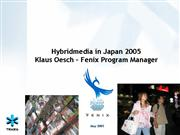 Hybridmedia in Japan 2005 small