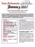 Your Retiremen Jan 2007 Newsletter