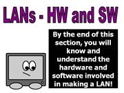WANs and LANs