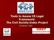 Civil Society Index Project