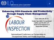 enhancing osh standards