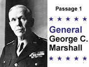 General Marshall revised