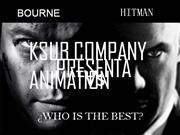 HITMAN Vs BOURNE