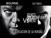 HITMAN VS BOURNE 2.0