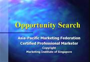 Lt4 OpportunitySearch