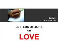 Johns letters