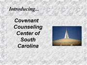 Covenant Counseling Presentation