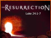 Luke 24 01 12 The Resurrection