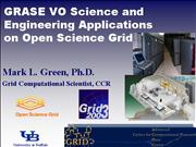 green osg slac applications meeting 06 01 05