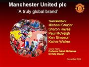 Manchester United 081204
