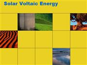 Solar Energy 