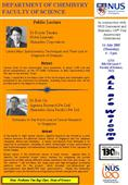 nobel laureate public lecture 14 july 2005
