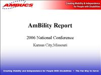 AmBility Report