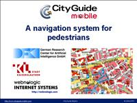 City Guide Mobile web en