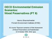 ESD Wood preservatives BH