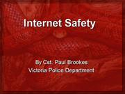 Parent Internet Safety