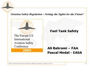 fuel tank safety bahrami medal