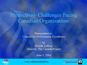 5 Productivity CPE jun2004