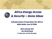 WB energy access and security Addis presentation J
