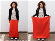 japanese ninja skirt that turns into Store