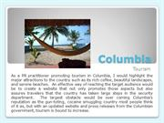 Columbia Tourism