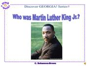 PEN 2919a Who was MLK