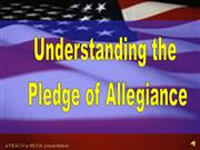 Understanding The Pledge of Allegiance