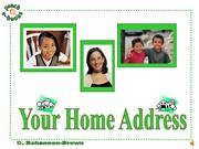 PEN 2926 Your Home Address