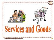 PEN 2932 Services and Goods