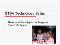 BTSA Technology Bytes