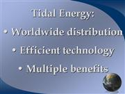 Tidal Energy Overview7