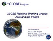 GLOBE in Asia Pacific
