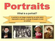 What is a portrait