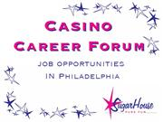 SugarHouse Career Forum Presentation