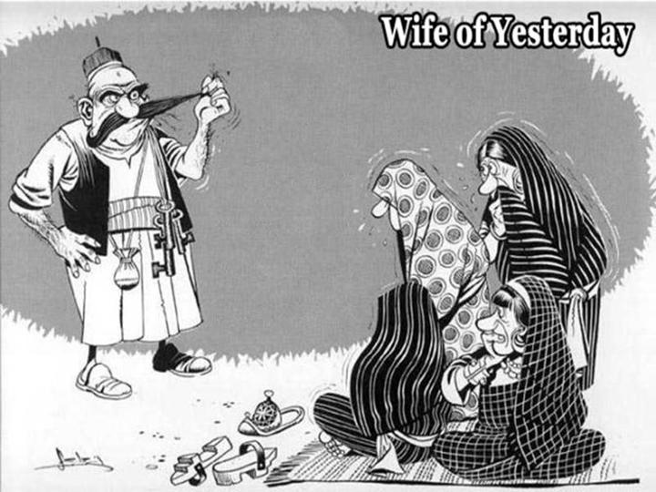 Wives Yesterday Today and Tommorow