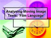 8best analysing moving image texts