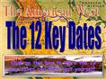 the 12 key dates full