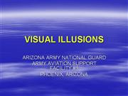 VISUAL ILLUSIONS AUG 05