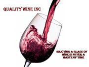 Quality Wines Inc a new concept wine club