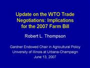 Thompson DC USDA Ecists 061207