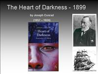 The Heart of Darkness Waqar Tariq