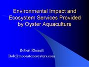aquaculture impacts