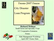 Freeze Fresno State Risk Mgmt 2007comp