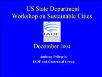 Pellegrini State Sustainable Cities Workshop 12 10