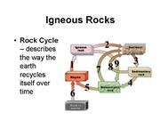 Lecture 2 Igneous Rocks
