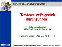 DH N Review prozess