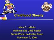 Most viewed presentations page 75 for Childhood obesity powerpoint templates