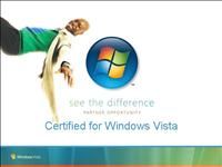 Vista certification Captator