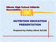 nutritioneducation
